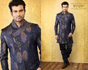Kedia Style Indo Western Suit
