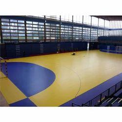 Handball Court Construction