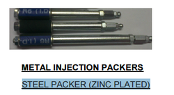 Metal Injection Grouting Packers