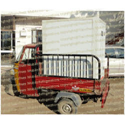 Auto Ape Refrigerated Truck