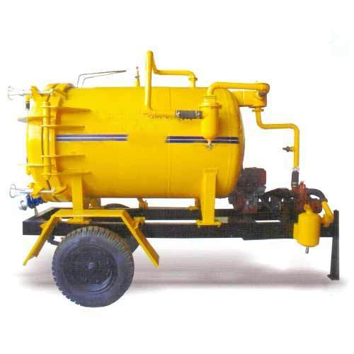 Vehicle Mounted Metal Septic Tank
