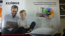 Edimax 6228nsv3 DSL Router