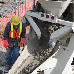 Gray Ready Mix Concrete, in pune, Grade Standard: Industrial