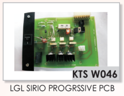 LGL Sirio Progrssive PCB Weft Feeders
