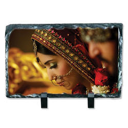 Sublimation Photo Rocks Frame