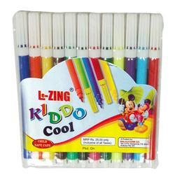 White Cap Lezing Kiddo Cool Sketch Pens
