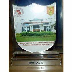Acrylic Glass Trophy