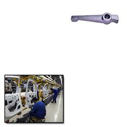 Clutch Lever for Automobile Industry.