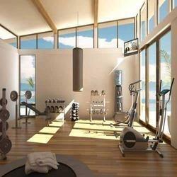 Gym Interior Designing Service In India