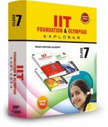 Class - 7 Lit Foundation & Olympiad Explorer Combi Pack