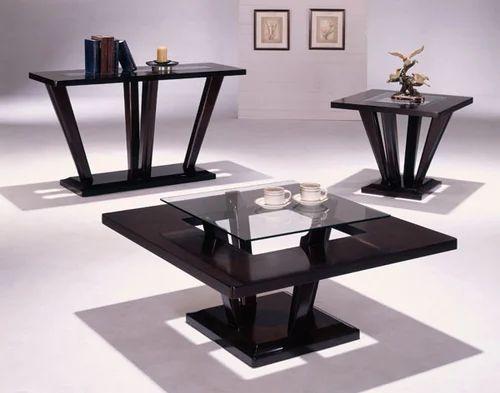 Glass Teapoy, Furniture Glass, कांच का फर्नीचर in ...