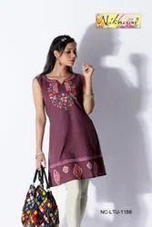Attractive Ladies Designer Clothing Tunic Kurti