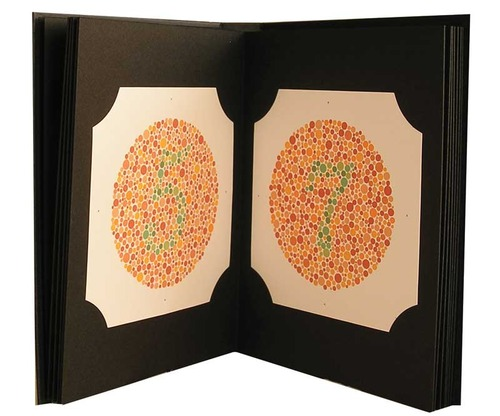 Ishihara Color Blindness Book at Rs 550 /piece(s) | Kaziwara ...