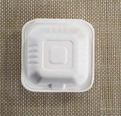 Biodegradable Clamshell Box