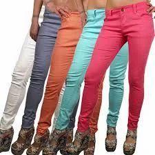 e443abd6a Ladies Jeans - Ladies Coloured Jeans Wholesaler from Mumbai