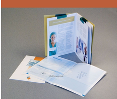 Paper 8 Page Stitched Insert Booklet Printing Services, in Pan India