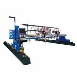 CNC Plasma Straight Strip Cutting Machine