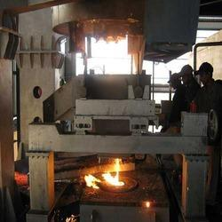 Billet Casting Machine