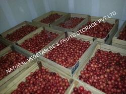 Cold Storage for Fruits