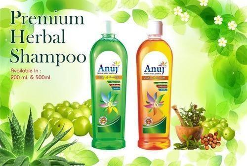 Premium Herbal Shampoo