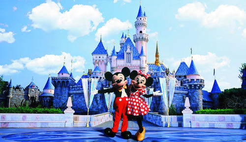 Hong Kong W/ Disneyland 3D2N - Easy Go Lucky Travel and Tours