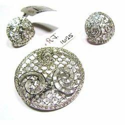 Bridal Diamond Necklace Sets
