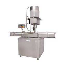 Stainless Steel Single Head Capping Machine