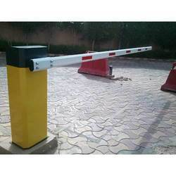 Electronic Boom Barrier System