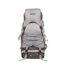 Grey Rucksack Bag