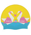 Funky Swim Cap for Summer