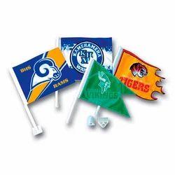 Team Car Flags