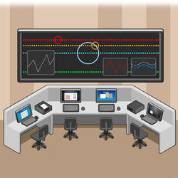 Centralized Operations Center