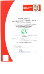 ISO and TS certification