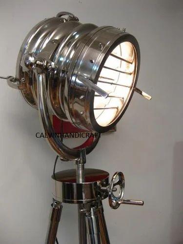 Antique Marine Floor Lamp Nautical, Marine Floor Lamp