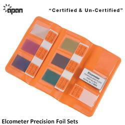 DFT Gauge Precision Foil Sets