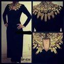 Black Designer Hand Work Salwar Suit
