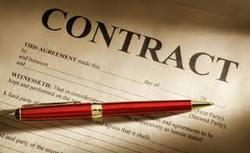Contracts & Agreements