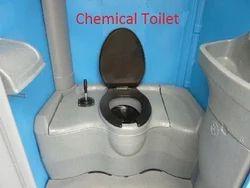 Beautiful Chemical Toilets