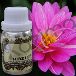 KAZIMA Blue Lotus Attar - 100% Pure & Natural Attar
