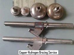 Copper Hydrogen Brazing Service In Chakan Pune Ravin Electroseals Pvt Ltd Id 10022401762