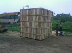 Heavy Duty Wooden Box, for Shipping