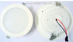 LED Diffused DownLight