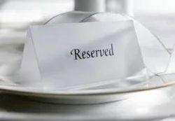Restaurants Reservations Services