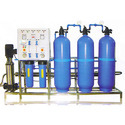 RO Water Purifying Plant