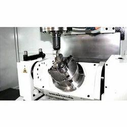 五轴CNC加工服务