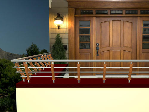 House sitout steel designs the death of house sitout for Sitout design ideas