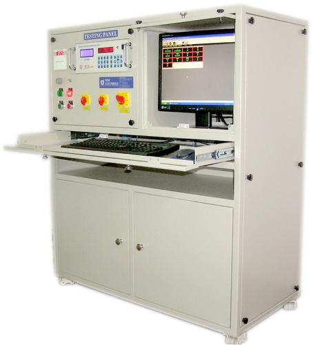 Motor testing panel view specifications details of motor motor testing panel publicscrutiny Image collections