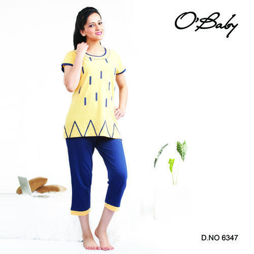 Stylish Night Suits and Ladies Feeding Night Suits Exporter  326c8f82e