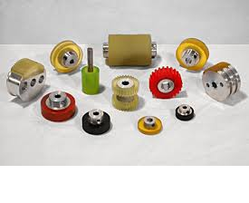 Polyurethane Metal Bonded Products