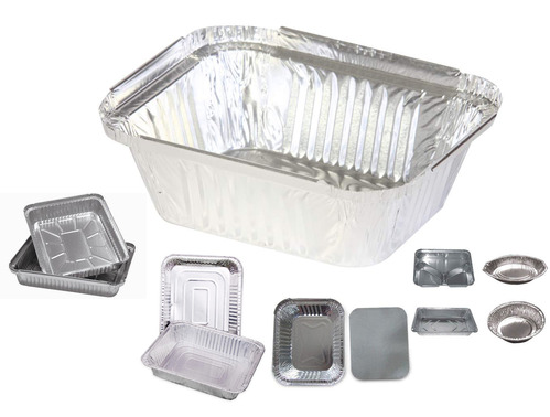 Aluminum Foil Disposable Food Containers Kins International
